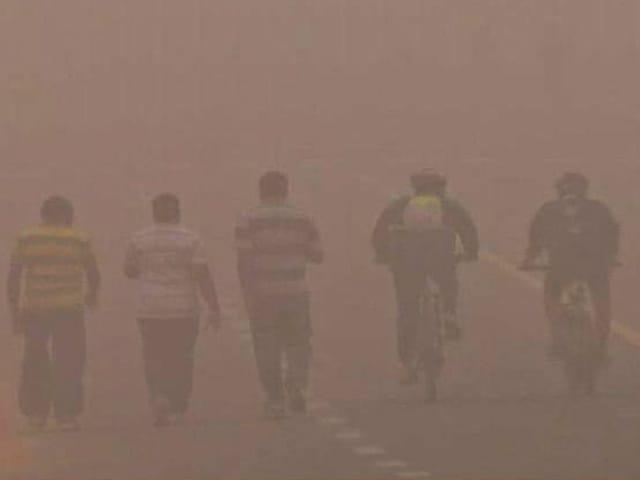 Video : नेशनल रिपोर्टर : दिल्ली में सुबह और शाम की सैर न करने की सलाह
