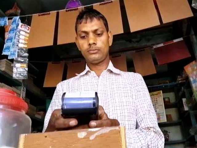 Video : In Varanasi Village, Experiment In Cashless Transactions Nosedives