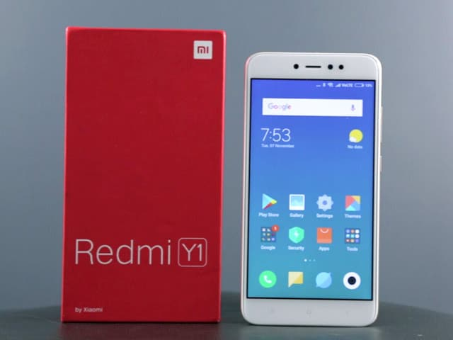 Xiaomi Redmi Y1 Review: Camera Tests, Performance, Specs, and More