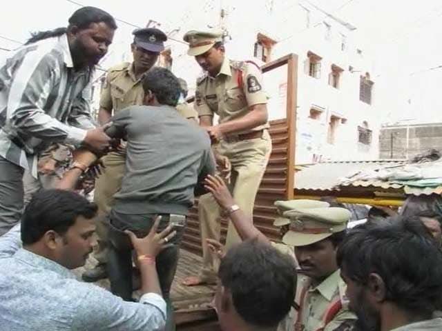 Video : Hyderabad Police Bans Begging Ahead Of Ivanka Trump Visit