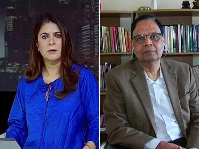 Video : 'Manmohan Singh Not Talking Like An Economist': Former NITI Aayog Vice Chairman To NDTV