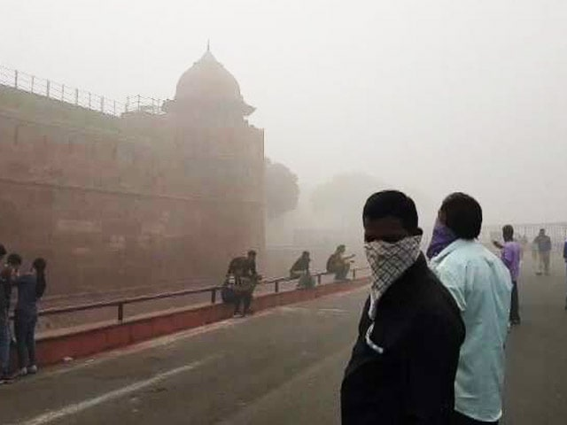 Video : Politics Over Pollution As Delhi Chokes