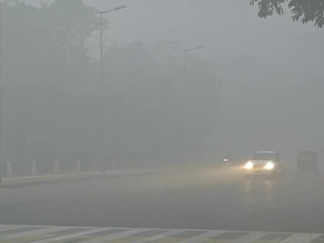 Video : 'Gas Chamber' Delhi Records Pollution Reading 10 Times That Of Beijing