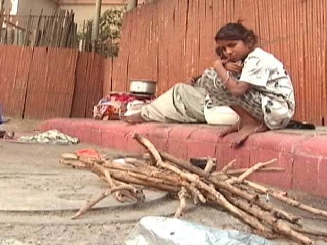 Video : दिल्ली में प्रदूषण : बेघर बच्चों की सेहत खतरे में