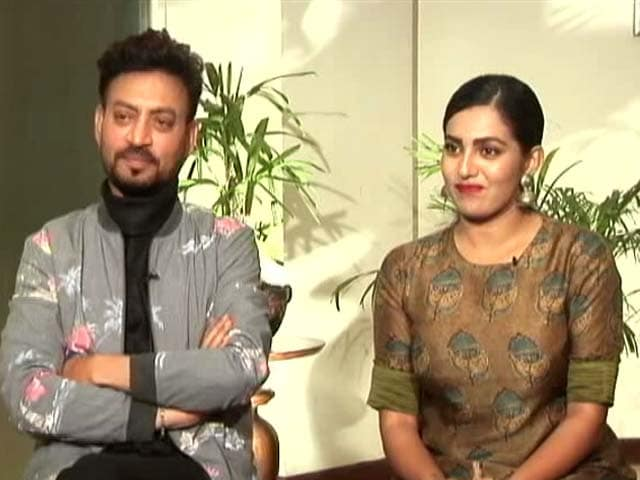 Video : Whistleblowers Are Not Entertained Anywhere: Irrfan Khan (Aired: 2017)