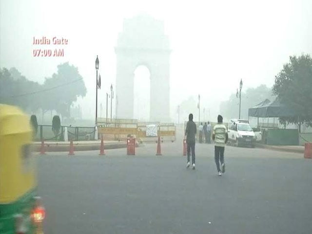 Video : Whole of North India Up In Smog