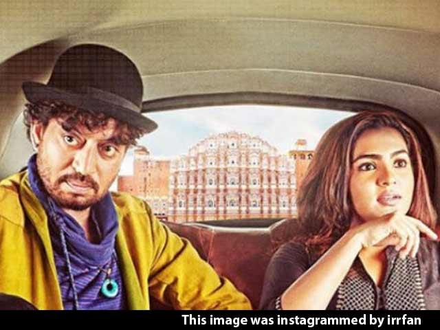 First Impressions Of Qarib Qarib Singlle Starring Irrfan Khan & Parvathy