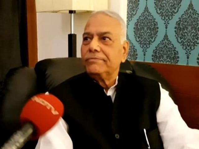 Video : My Son Deserves To Be Investigated; So Does Jay Shah, Says Yashwant Sinha