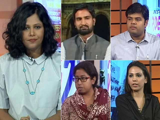 Video : New Kids On The Block: ABVP Losing Ground?