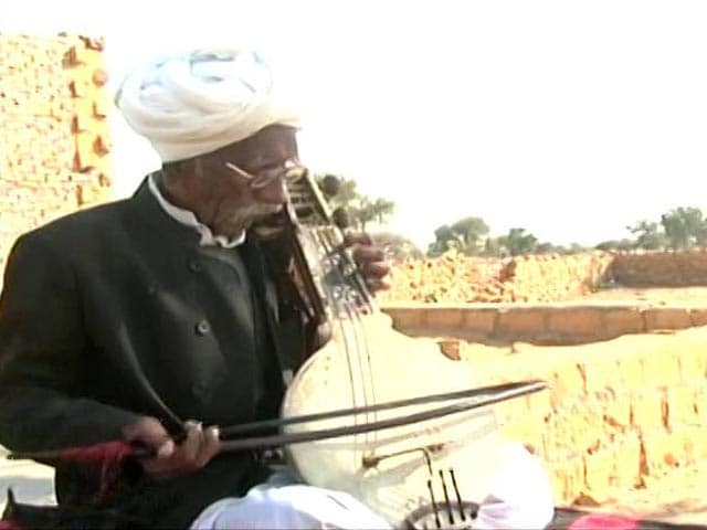 Video : Art Matters: Lives Of The Mangniyars - Musicians Of The Thar Desert