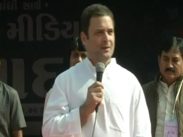 Video : Who Tweets? Pidi Yes, But Me Too, Says Rahul Gandhi