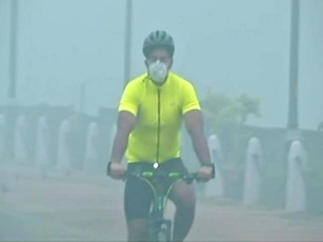 Video : Delhi Pollution Still 'Severe', No Respite For 2 More Days