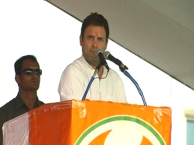 Video : Rahul Gandhi Dares PM Modi To Speak On SEBI Fine On Vijay Rupani Firm