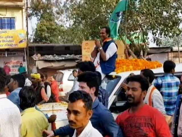 शिव'राज' में हारे चित्रकूट! उपचुनाव में कांग्रेस ने बीजेपी को दी पटखनी