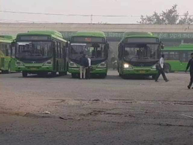 Video : NDTV Investigation: Delhi Got Just 32 Buses Under AAP Government