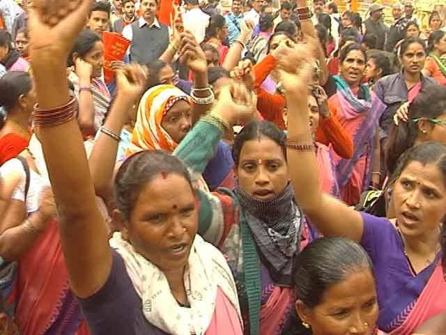 Videos : राजधानी दिल्ली में आंदोलनों का दौर