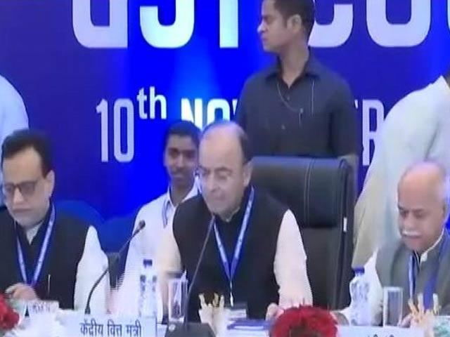 Videos : वित्त मंत्री अरुण जेटली ने दिए संकेत, जीएसटी दरों में हो सकते हैं और बदलाव