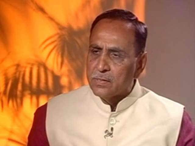 Video : Gujarat Chief Minister Vijay Rupani On Hindutva And Rahul Gandhi's Temple Visits
