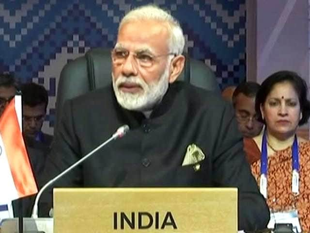 Video : PM Modi Conveys India's Commitment To Work With East Asia Summit