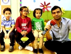 In Conversation With Kids