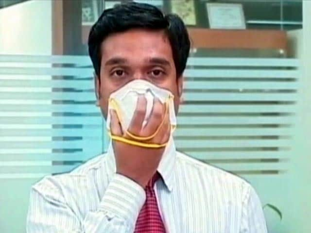 Air Purifiers, N95 Masks And Plants To Fight This Smog