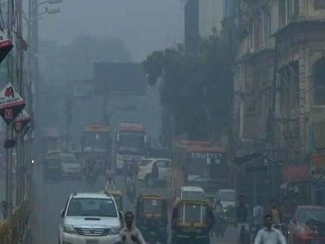 Video : With Only 107 City Buses, Lucknow Forced To Drive. Pollution At Record High