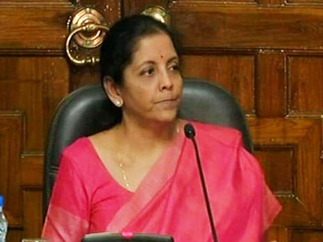 Video : 'Shameful': Nirmala Sitharaman Rebuts Congress Charge On Rafale Deal