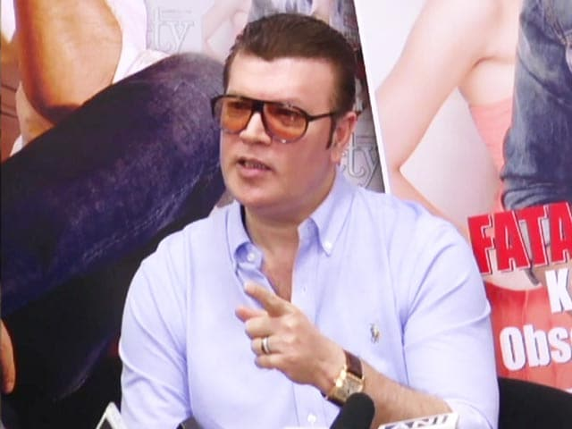 Video: Aditya Pancholi Slams Kangana Ranaut At A Press Conference