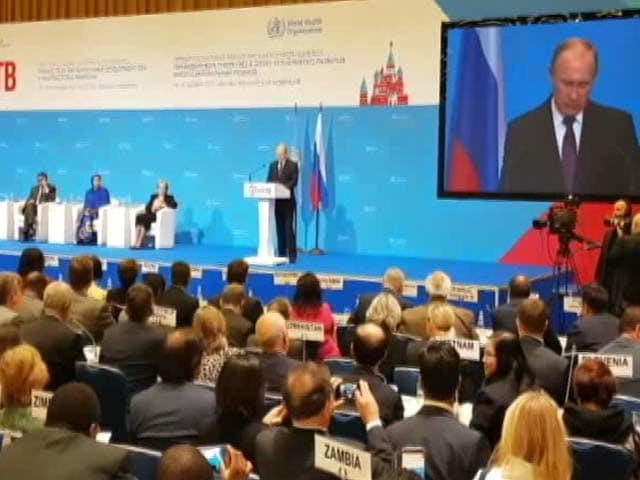 Video : First Ever Global Ministerial Conference Pledges To End TB By 2030