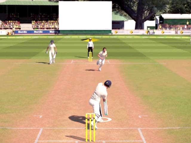Video : Ashes Cricket Review