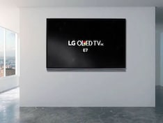 LG OLED E7 Series Television: Dolby Atmos, WebOS3.5, Active HDR