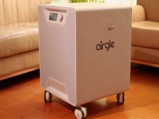 Video : Airgle PurePal AG900 Air Purifier: The 'Rolls Royce' of Air Purifiers