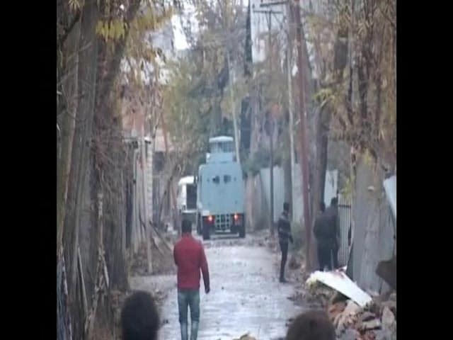 Video : 6 Terrorists Killed In Kashmir, Including Mumbai Attack Plotter's Nephew