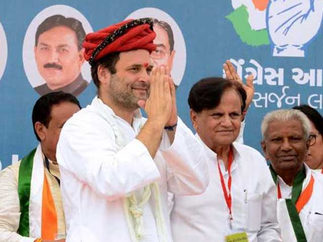 Video : Rahul Gandhi May Be Congress Boss Before Gujarat Polls. Decision Tomorrow
