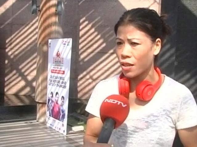 Videos : EXCLUSIVE: भारतीय युवा महिला बॉक्सर्स में है दम - मैरीकॉम