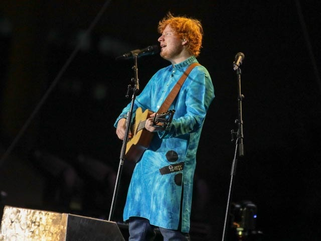 Video : Ed Sheeran's Concert Was Awesome But...
