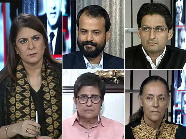 Video : The NDTV Dialogues: Tackling India's Killer Air