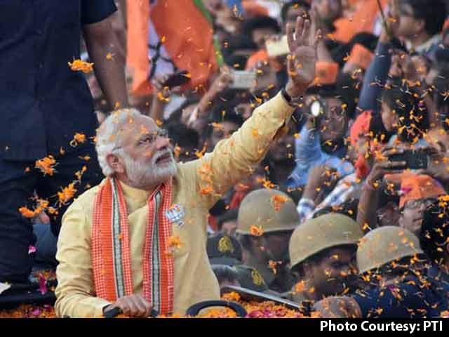 Video : PM Modi Is 'Brahma', 'Gujarat Model' In Parliament, Snipes Opposition