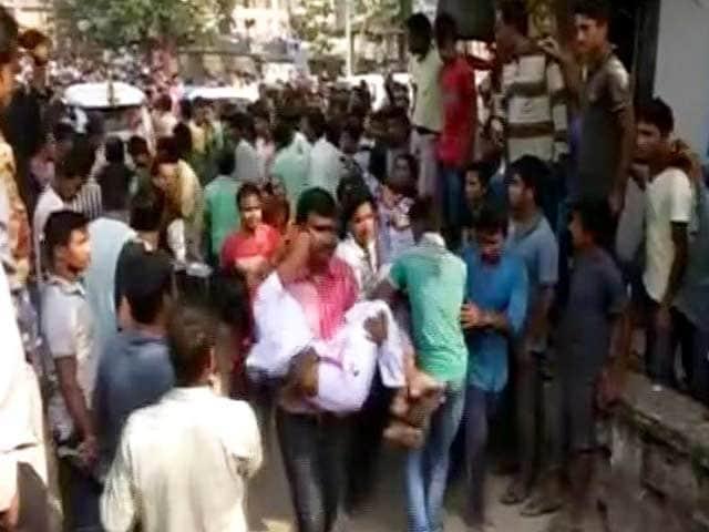 Video : कूच बिहार : थाने में हैंड ग्रेनेड डिफ्यूज किए जाने से पास के स्कूल में मची भगदड़