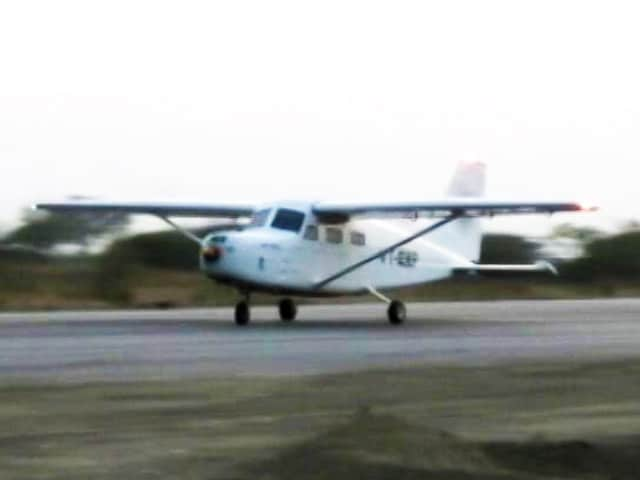 Video : Mumbai Man Cleared To Fly Homemade Aircraft, Names It After PM Modi