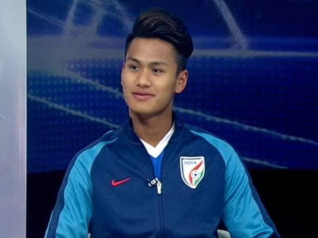 It was A Great Feeling To Score Against Colombia: Jeakson Singh