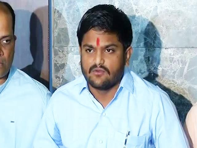 Hardik Patel Backs Congress After All, Explains Details Of Pact