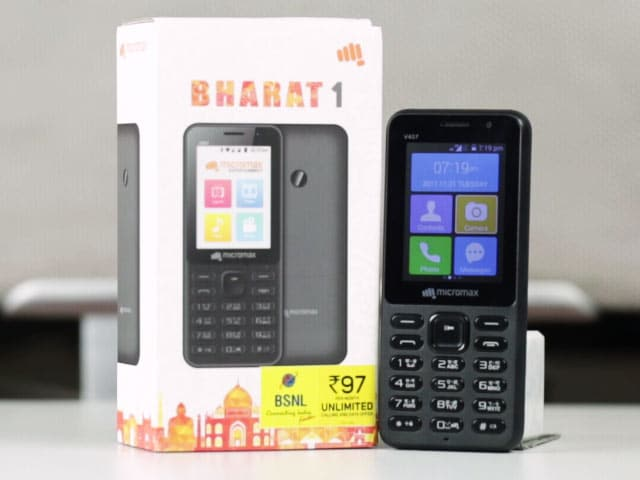 Video : Micromax Bharat 1 Review