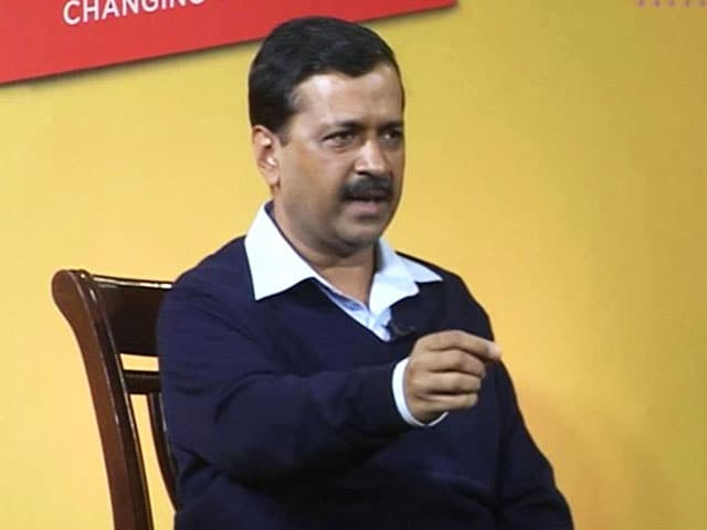 "Video : ""Modi vs People,"" Claims Arvind Kejriwal At Event With Arun Shourie"