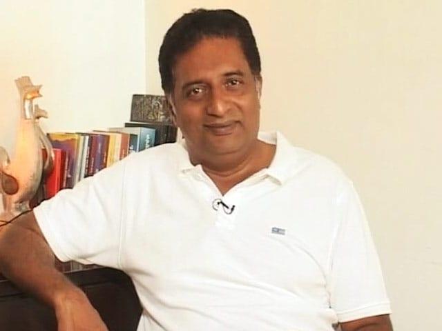 Video : Actor Prakash Raj Speaks On The <i>Padmavati</i> Controversy