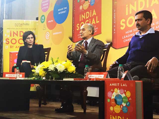 Video : Arun Shourie, Arvind Kejriwal On Who's Winning Social Media War