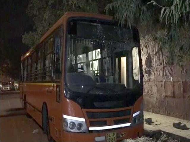 Video : 5 Teens Who Allegedly Killed Student On Delhi Bus Taken Into Custody