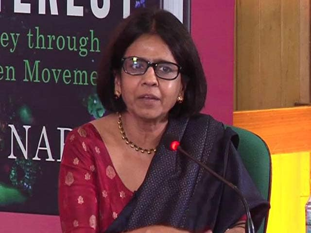 "Video : ""Conflicts of Interest"": Sunita Narain On How To Save The Environment"