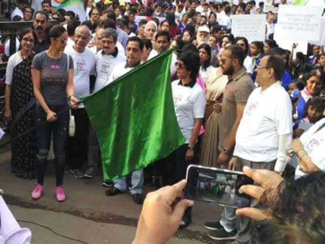 Video : Mumbai Walks To Spread Awareness On Organ Donation