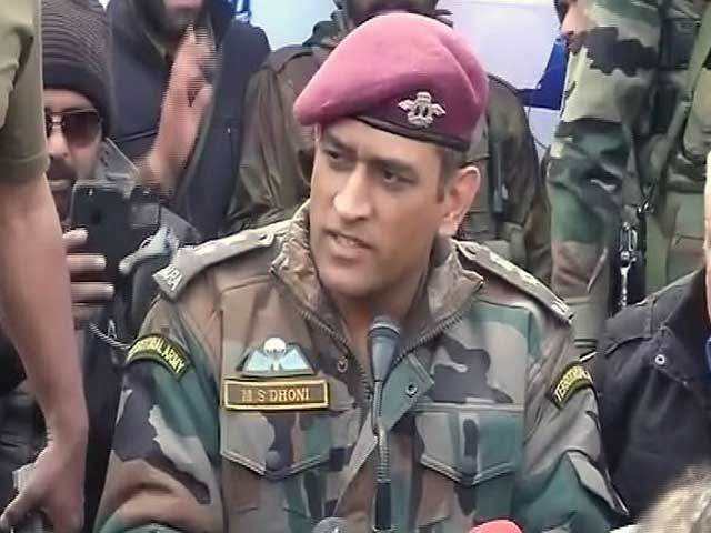 India Versus Pakistan Is Much More Than Cricket: MS Dhoni